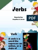 VERB Final Report