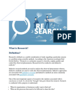 What is Research_2