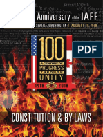 IAFF International Constitution