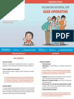 Vacunación Antigripal 2019