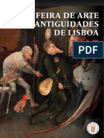 Feira de Arte e Antiguidades 2015, 2016, 2017 catalogue pages