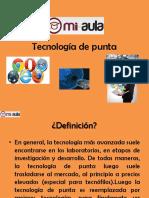 APUNTE_TECNOLOGIA_DE_PUNTA_73491_20160122_20150930_211610.PPT