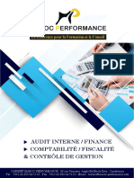 Catalogue Audit Interne Finance Comptabilite Fiscalite Controle de Gestion