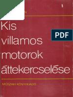 Wilkinson Kis Villamos Motorok Áttekercselése
