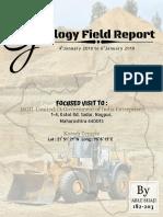 Geological Field Report_Able Shaji-1