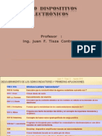 Semiconductores-presentacion PPT CLASE INICIAL
