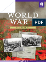 WW1 Education Kit Teacher Kit