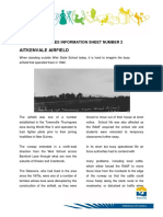 Heritage Info Sheet 2 Aitkenvale Airfield