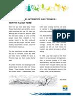 Heritage Info Sheet 4 Hervey Range Road