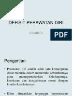 DEFISIT PERAWATAN DIRI.ppt