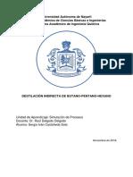 Reporte Destilacion Butano Propano p