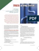 Managing Stress Piping Systems