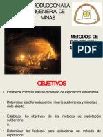 7 Metodos Explotacion Subterranea