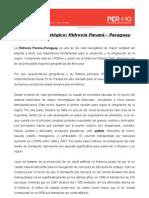 Hidrovía Paraná Paraguay