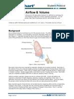 Respiratory Airflow & Volume Student Protocol Revised
