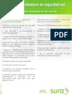 Estandar Seguridad Vial (Conductores de Carro) ARL.pdf