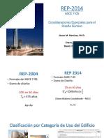 Consideraciones Especiales REP-2014, David, Chiriqui