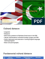 Pakistan USA Cultural Relations