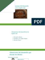 Alteraciones de Desarrollo.pptx- Urgencias