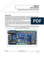 STEVAL-3DP001 User Manual