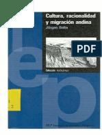 Jürgen Golte (2001) Cultura, racionalidad y migracion andina.pdf