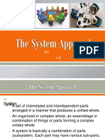 system approach1