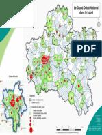 La préfecture du Loiret a dressé un bilan de la participation citoyenne au Grand débat