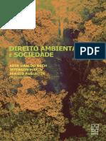 E Book Direito Ambiental Sociedade