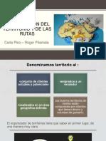 Organizacion Territorio y Rutas