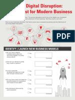 Digital Disruption for Modern Business