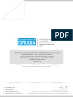 Carcinoma adenoide quístico primario de bronquio lobar