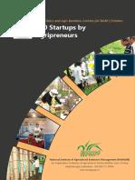 Agri Startup