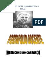 Portafolio Docente - Hilda.
