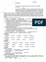 Tipeo de Examen 2018 I INGENIERIAS Con Solucionario