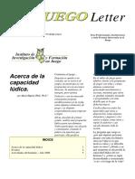 Acerca de la capacidad lúdica. Orfele.pdf