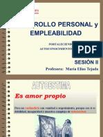 Desarrollo Personal y Empleabilidad