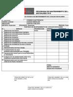 Registro de Comision Comite y Ft