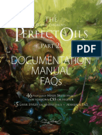Perfect Oils 2. Documentation, Manual & FAQs