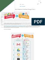 Google Apps vs Office365