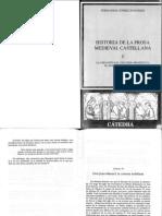 HISTORIA DE LA PROSA MEDIEVAL CASTELLANA I (Cap. VI Don Juan Manuel. La cortesía nobiliaria).pdf