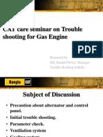 Cat Care Seminar on Trouble Shooting- Kamal Bhai 20.09.17