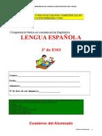 Evaluación por competencias - lengua - 3º ESO