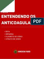 eBook - Entendendo Os Anticoagulantes