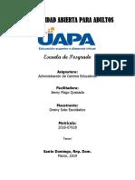 324024459 Tarea 2 de Administracion Educativa