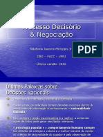999. Anexo 5 - Tomada de Decisão e o Impacto da Negociação (slides).pdf