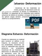 Presentación Diagrama Esuerzo Deformación