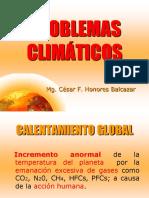 Problemas Climáticos