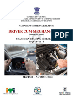 Cts Driver Cum Mech (Lmv)_cts_nsqf-3