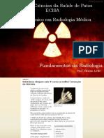 Fundamentos Da Radiologia - Aula 2