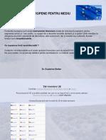 Fonduri Europene Mediu-curs